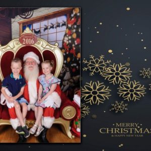 Christmas Photo Cards - No 4