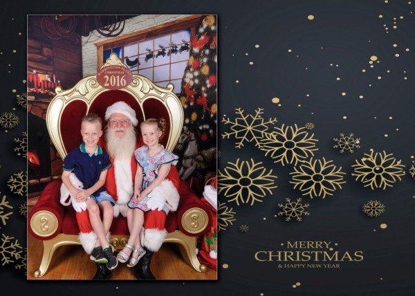 Christmas Photo Cards - No 4