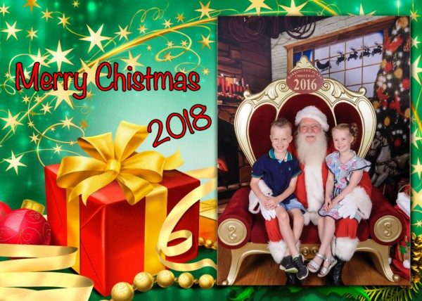 Christmas Photo Cards - No 1