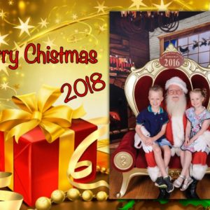 Christmas Photo Cards - No 2