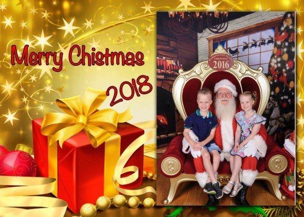 Christmas Photo Cards - No 2