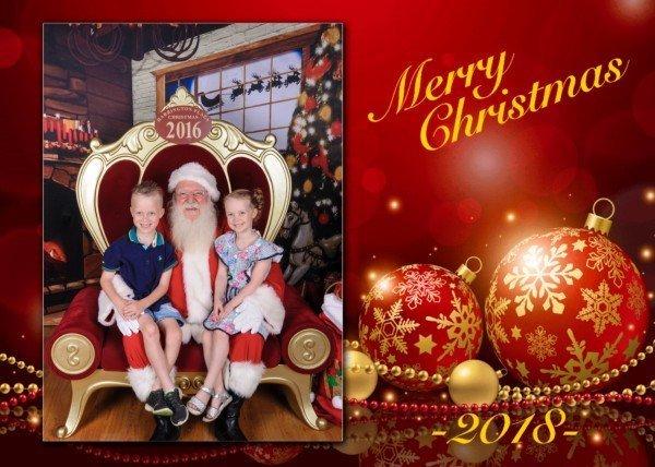 Christmas Photo Cards - No 3